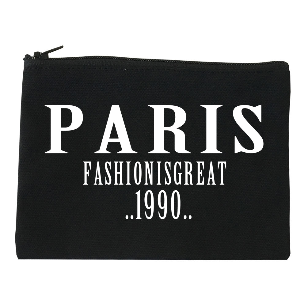 Paris 1990 Makeup Bag