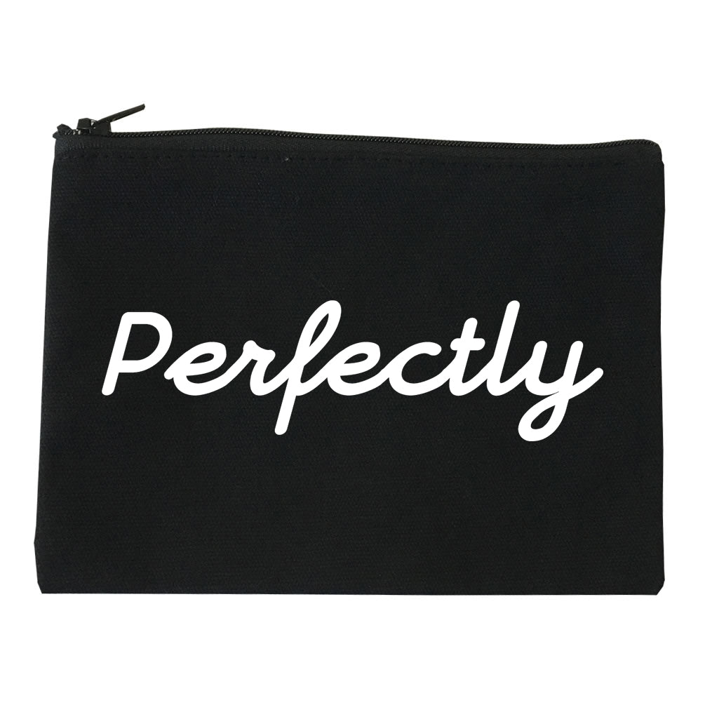 Perfectly Script Chest Makeup Bag Red