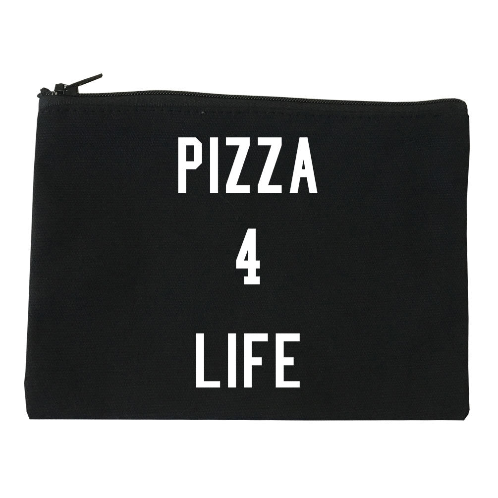 Pizza 4 Life Makeup Bag