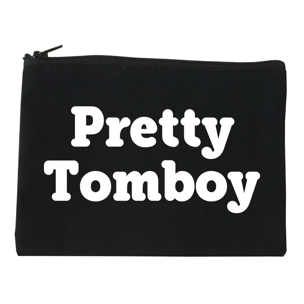 Pretty Tomboy Makeup Bag Red