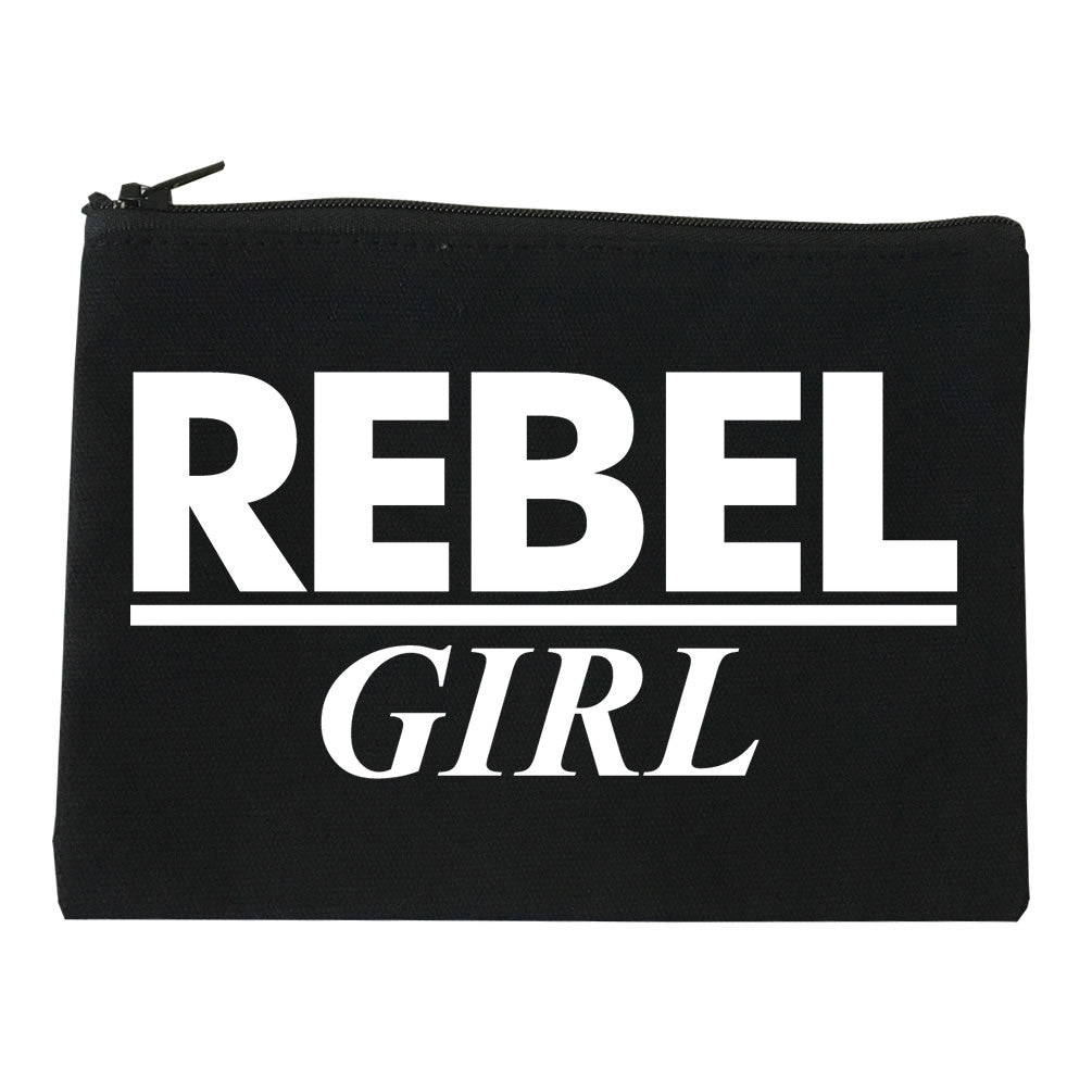 Rebel Girl Makeup Bag