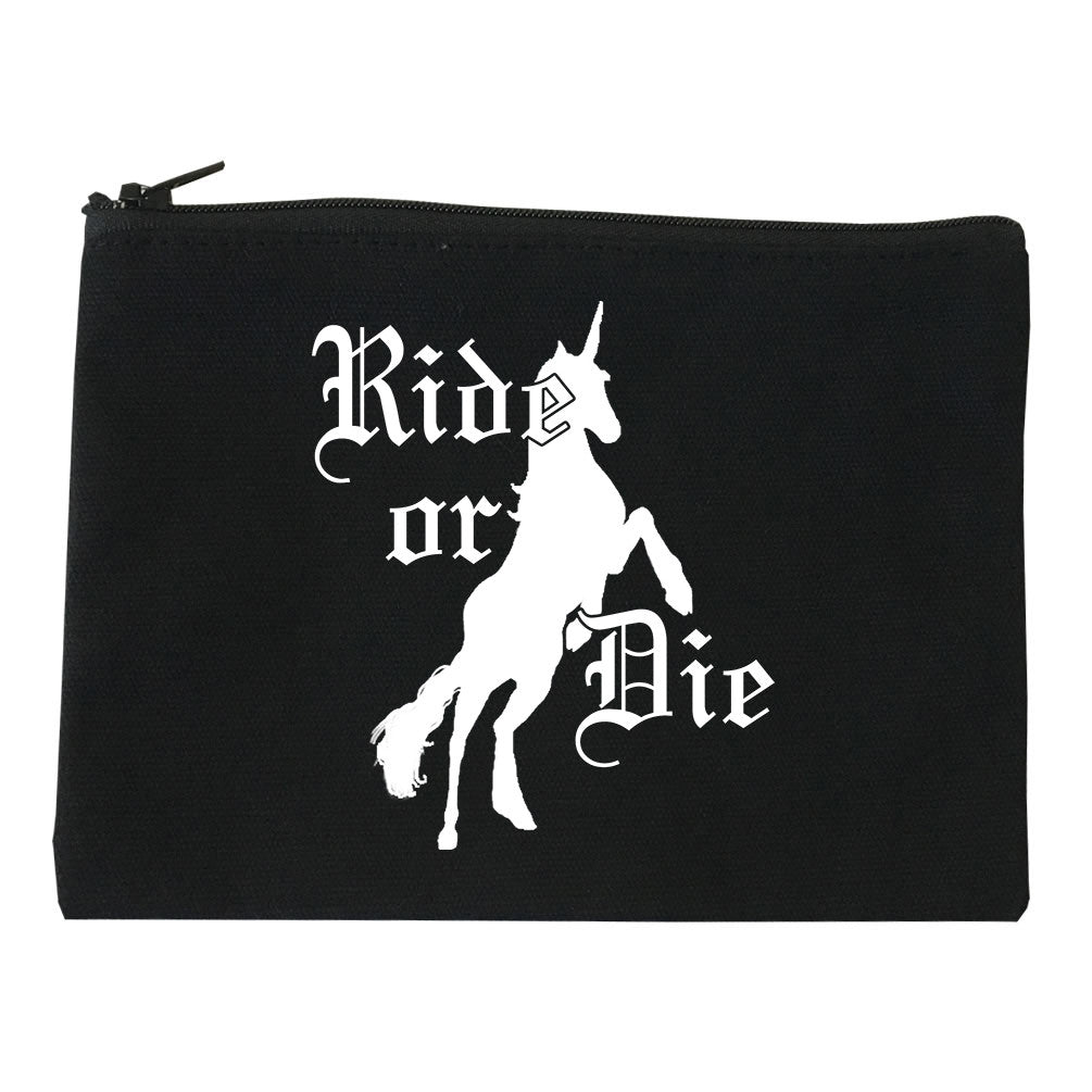 Ride or Die Makeup Bag