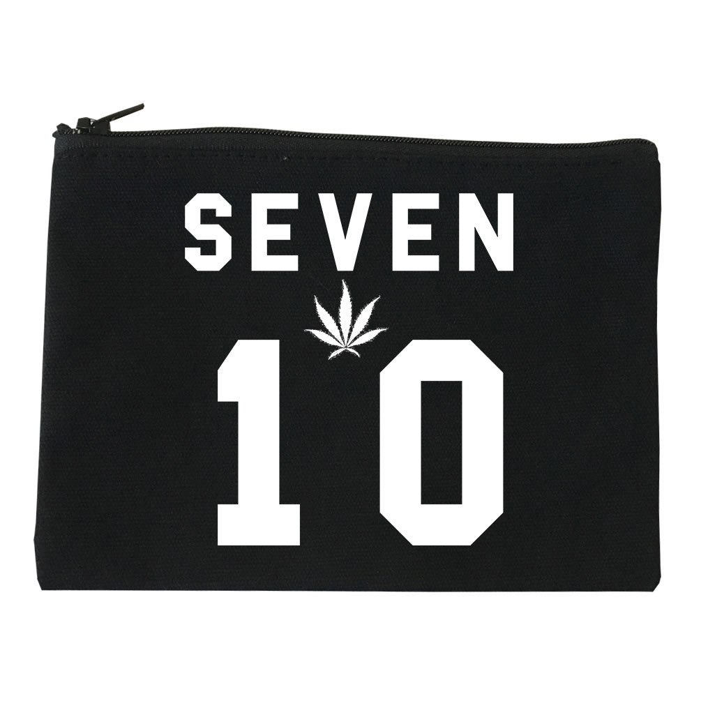 Seven 10 Dabs Jersey Makeup Bag