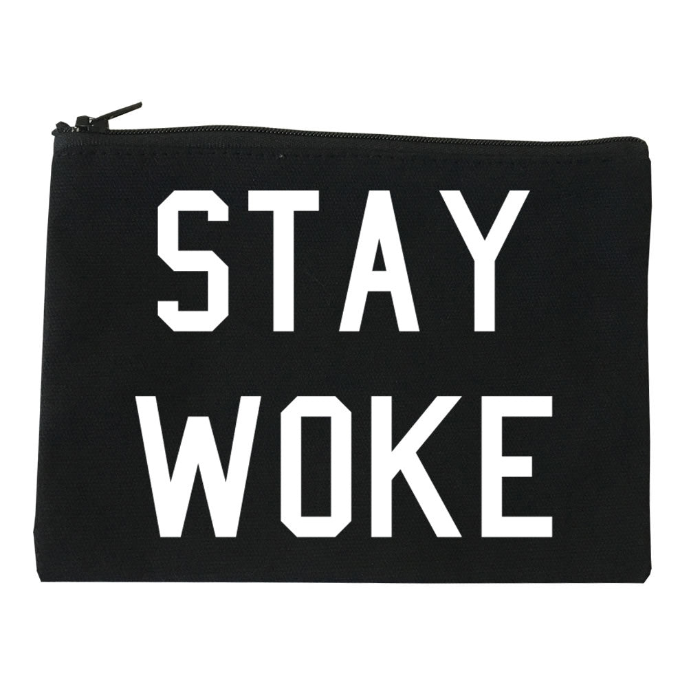 Stay Woke Makeup Bag