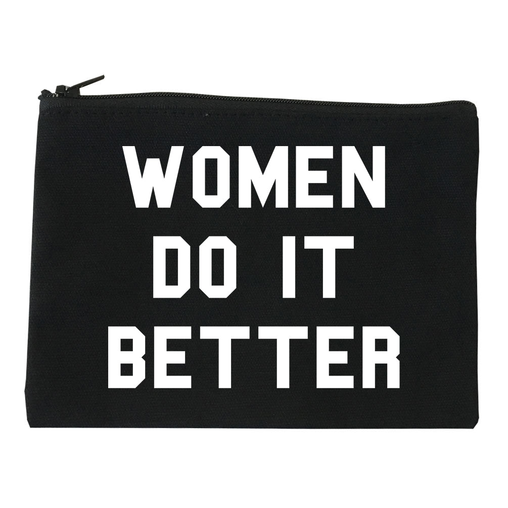 Women Do It Better Makeup Bag