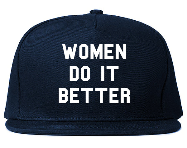 Women Do It Better Snapback