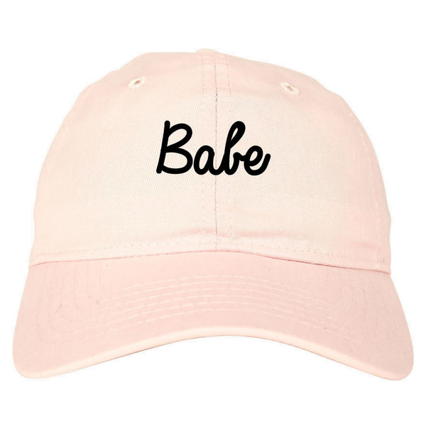 Babe Dad Hat