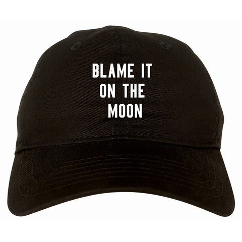 Blame the Moon Dad Hat