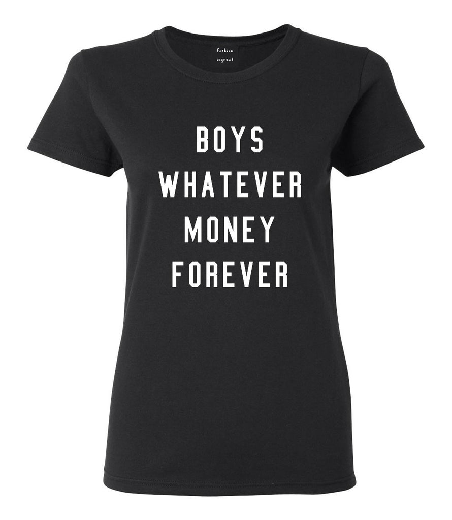 Boys Whatever Money Forever T-shirt