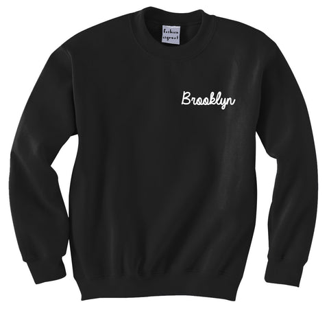 Brooklyn Pocket Sweatshirt