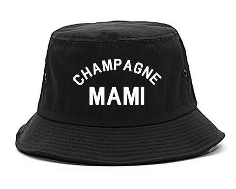 Champagne Mami Bucket Hat