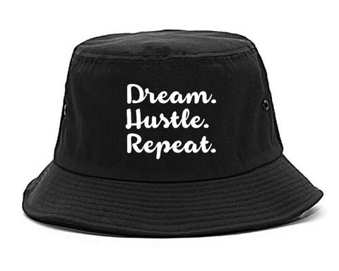 Dream Hustle Repeat Bucket Hat**sample**