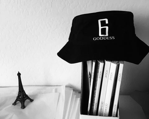 6 Goddess Bucket Hat