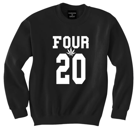 Four 20 Jersey Sweatshirt