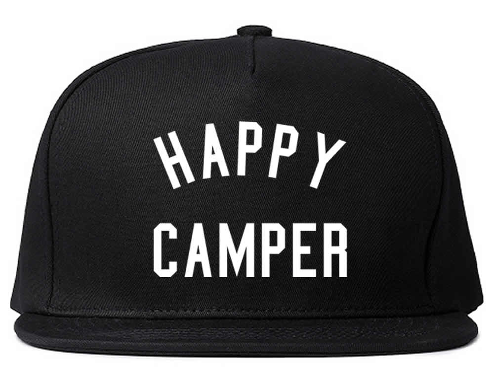 Happy Camper Snapback