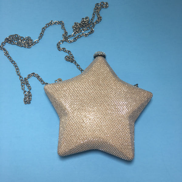 Shining Star Crossbody Clutch Purse