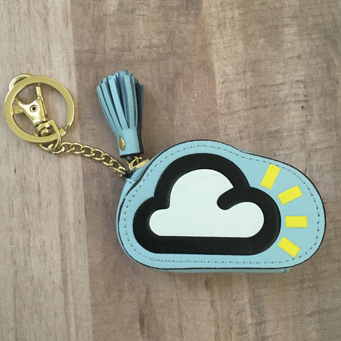 Lil Cloud Bag Charm