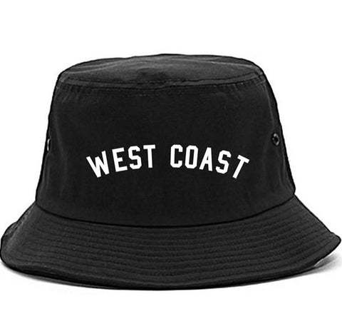 West Coast Arch Bucket Hat