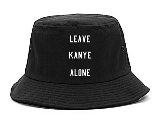 Leave Kanye Alone Bucket Hat