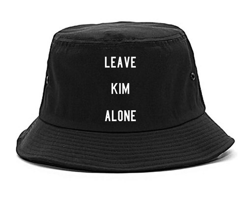Leave Kim K Alone Bucket Hat