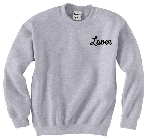 Lover Pocket Sweatshirt