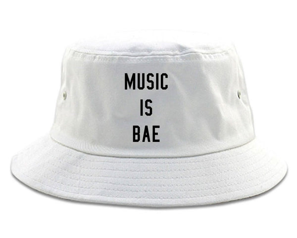 Music is Bae Bucket Hat