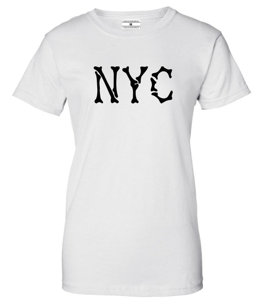 NYC To The Bone T-shirt