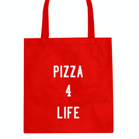 Pizza 4 Life Tote Bag