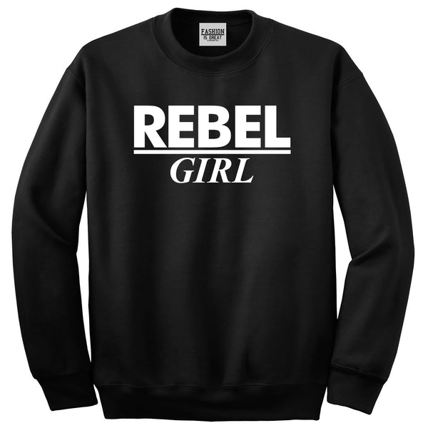 Rebel Girl Sweatshirt
