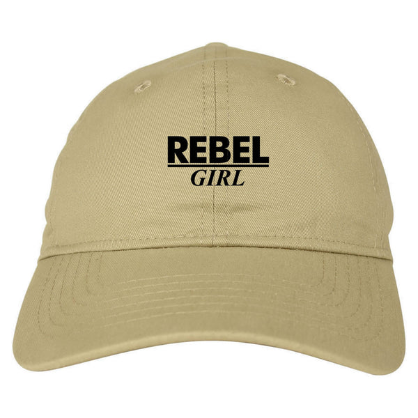 Rebel Girl Dad Hat
