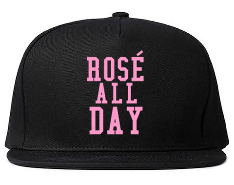 Rose All Day Snapback