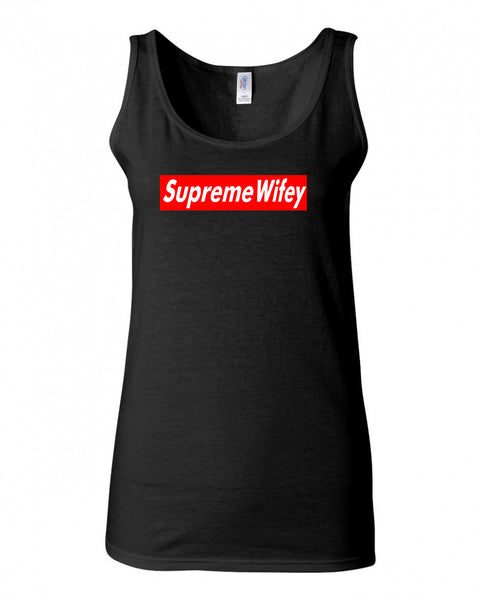 Supreme Wifey Tank Top