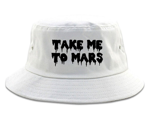 Take Me To Mars Bucket Hat