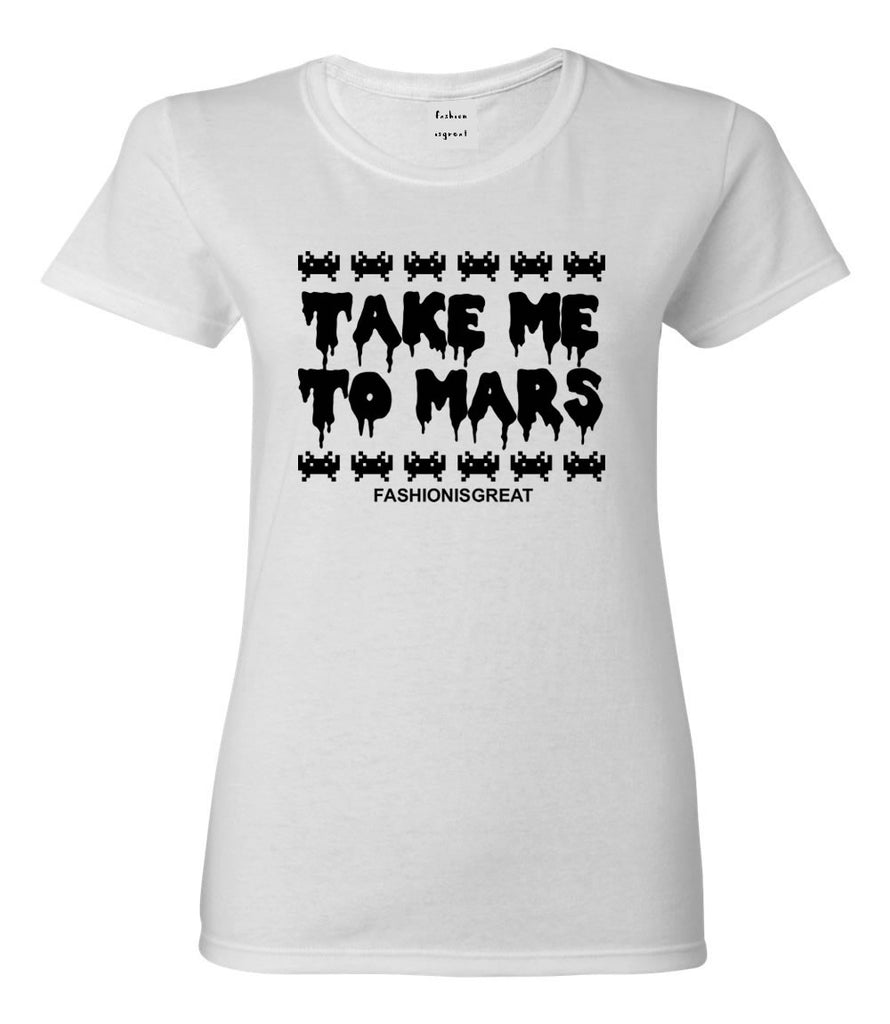 Take Me To Mars T-shirt