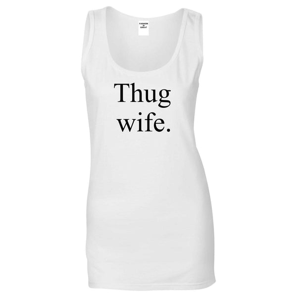 Thug Wife Tank Top