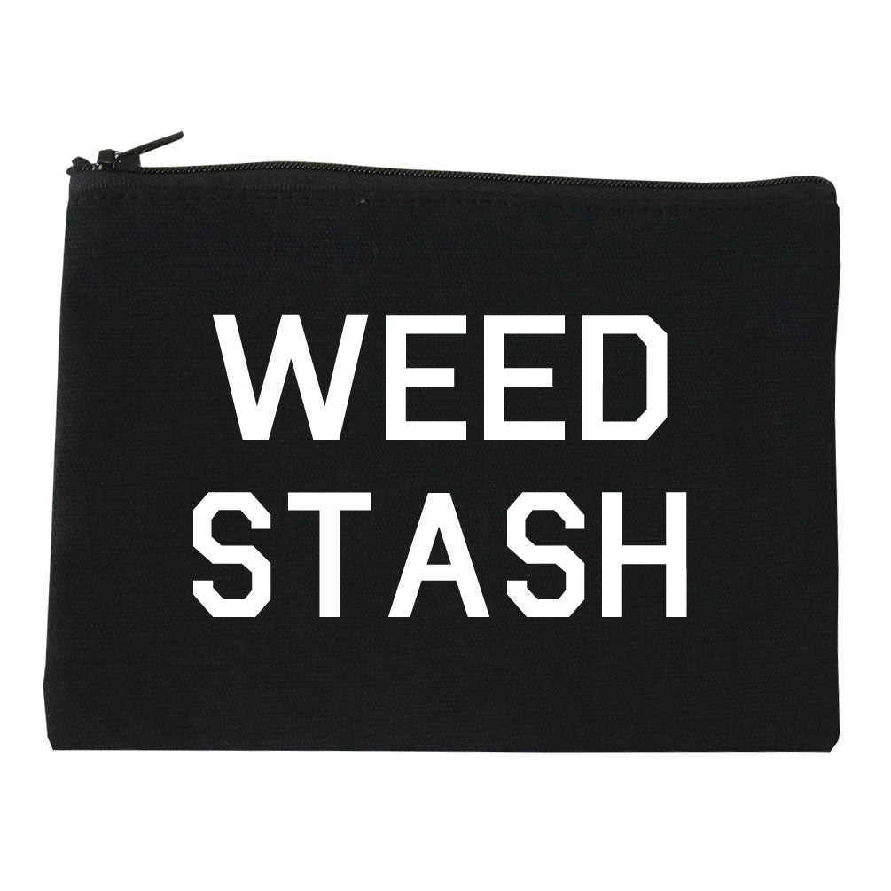 Weed Stash Makeup Bag
