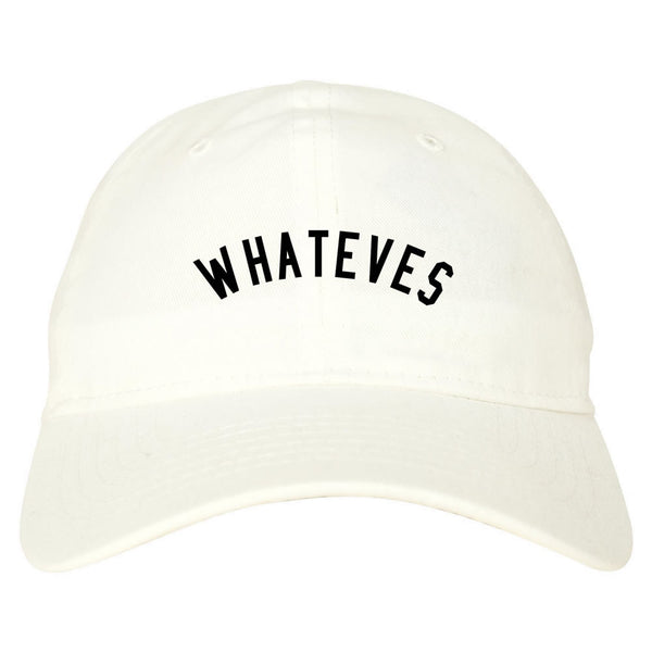 Whateves Dad Hat