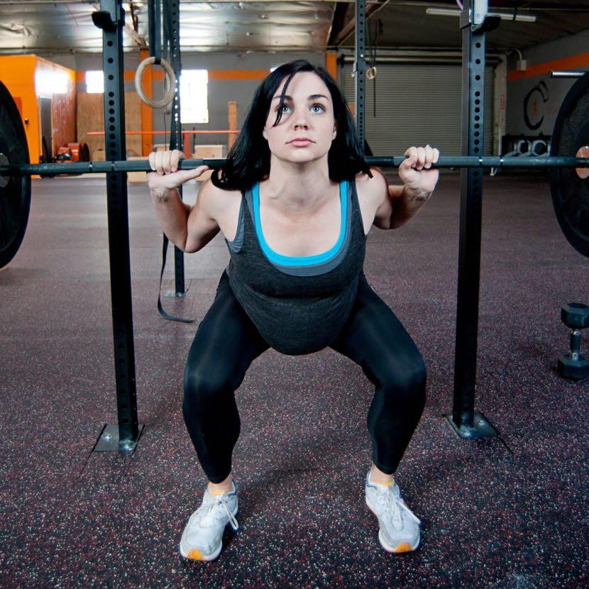 Can You Do CrossFit While Being Pregnant?