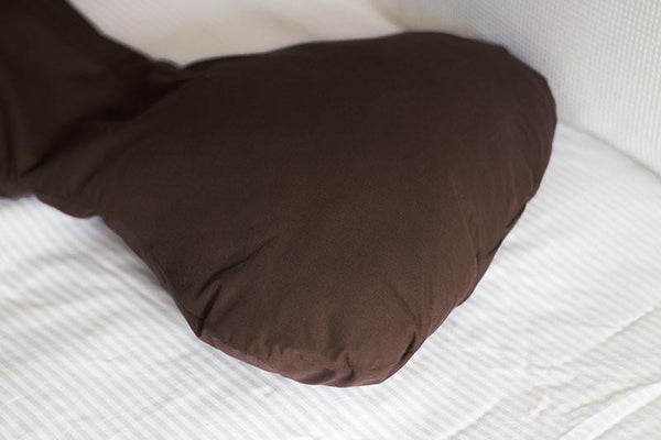 Butterfly Pregnancy Pillow Cover Chocolate - Ultimate Pillows