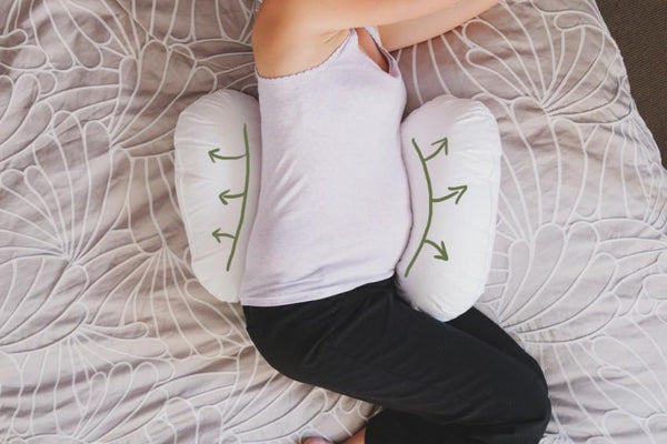 The Butterfly Pregnancy Pillow With Cover - Ultimate Pillows