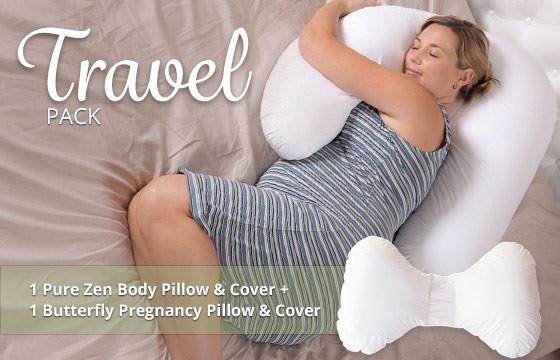 The Travel Pack - Ultimate Pillows