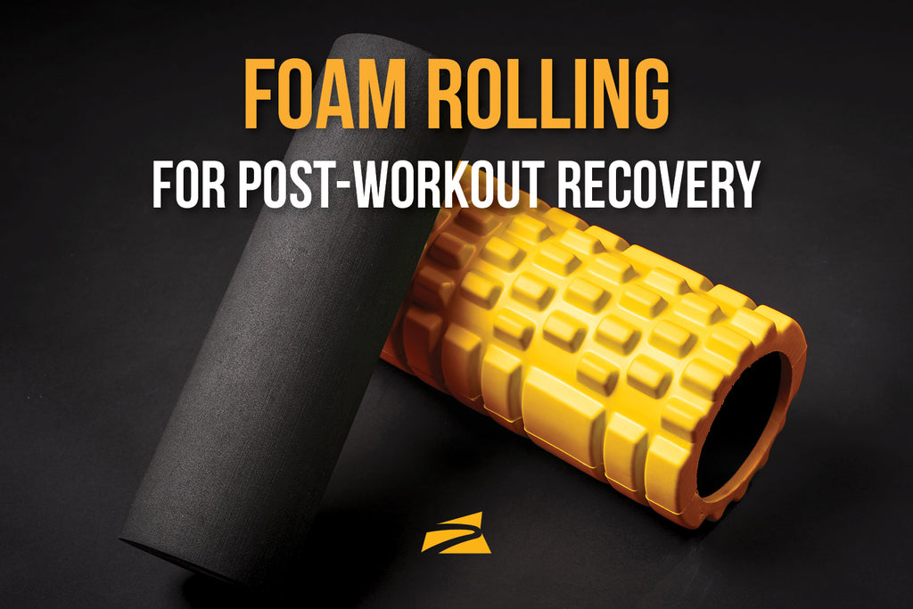 How to use Foam Rolling for Post-Workout Recovery