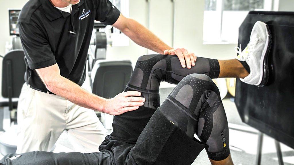 Know Your Enerskin: Knee Sleeve - Recovering from Leg Injuries