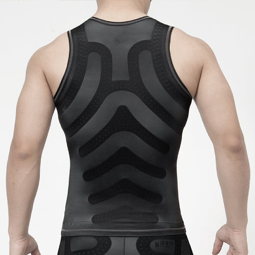 know your enerskin compression tank top sleeveless shirt