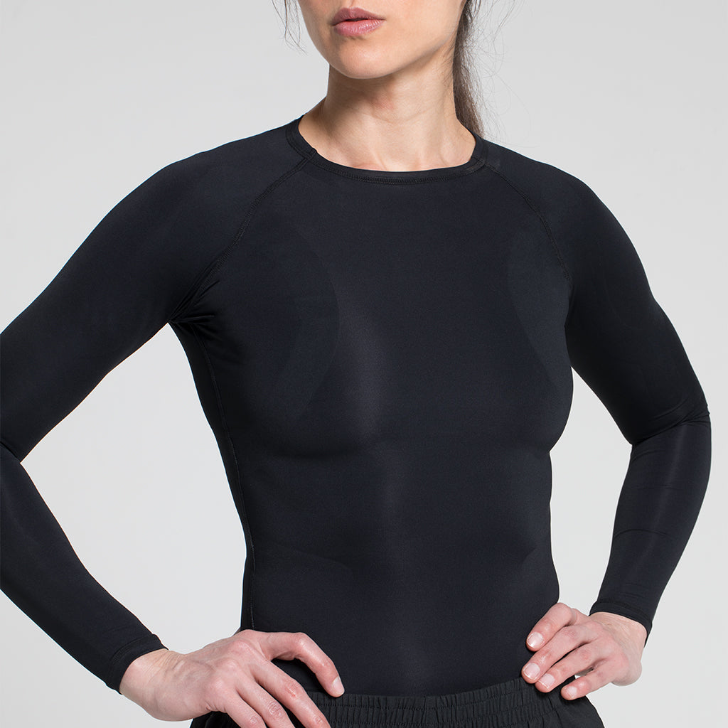 E75 Women's Long Sleeve Compression Shirt