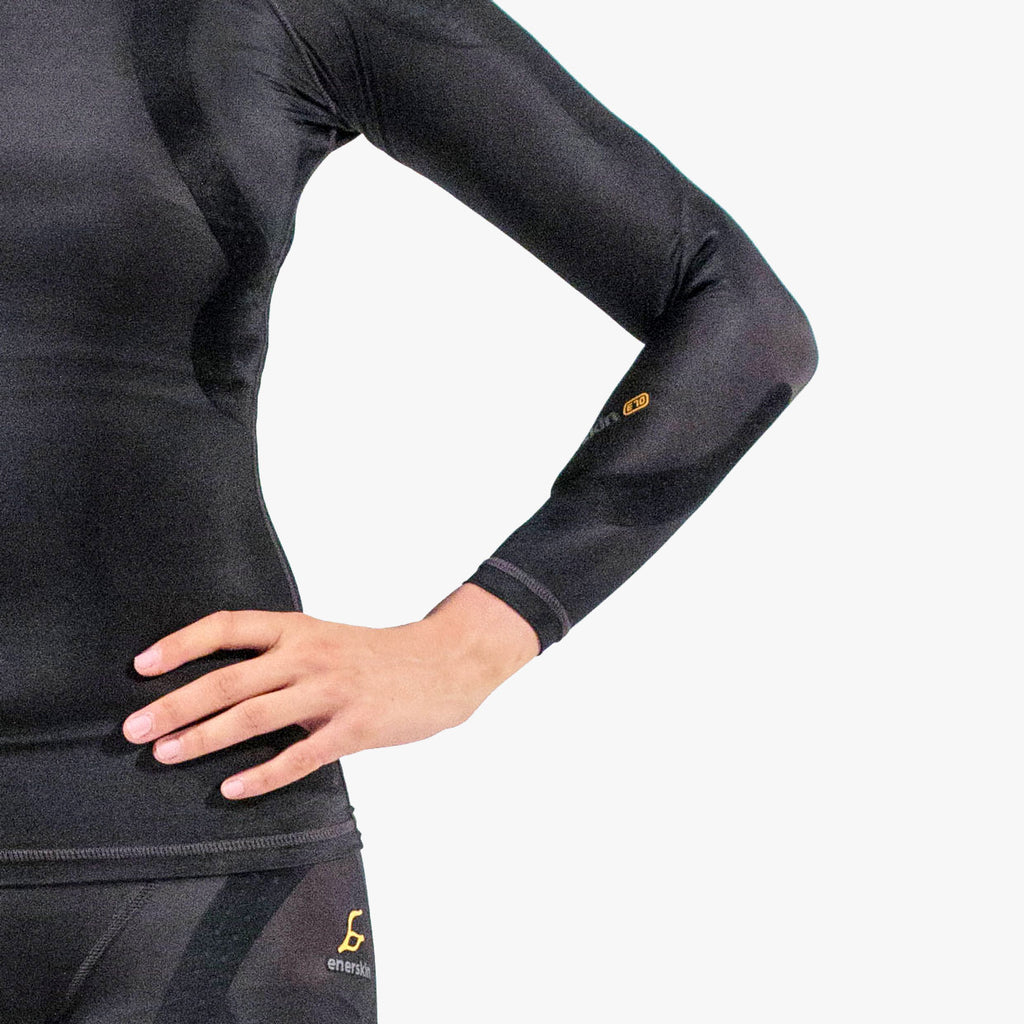 E70 Women's Compression Shirt - Long Sleeve