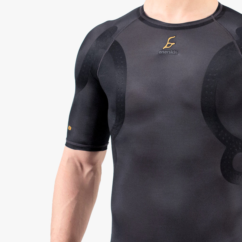 E70 Men's Short Sleeve Compression T-Shirt