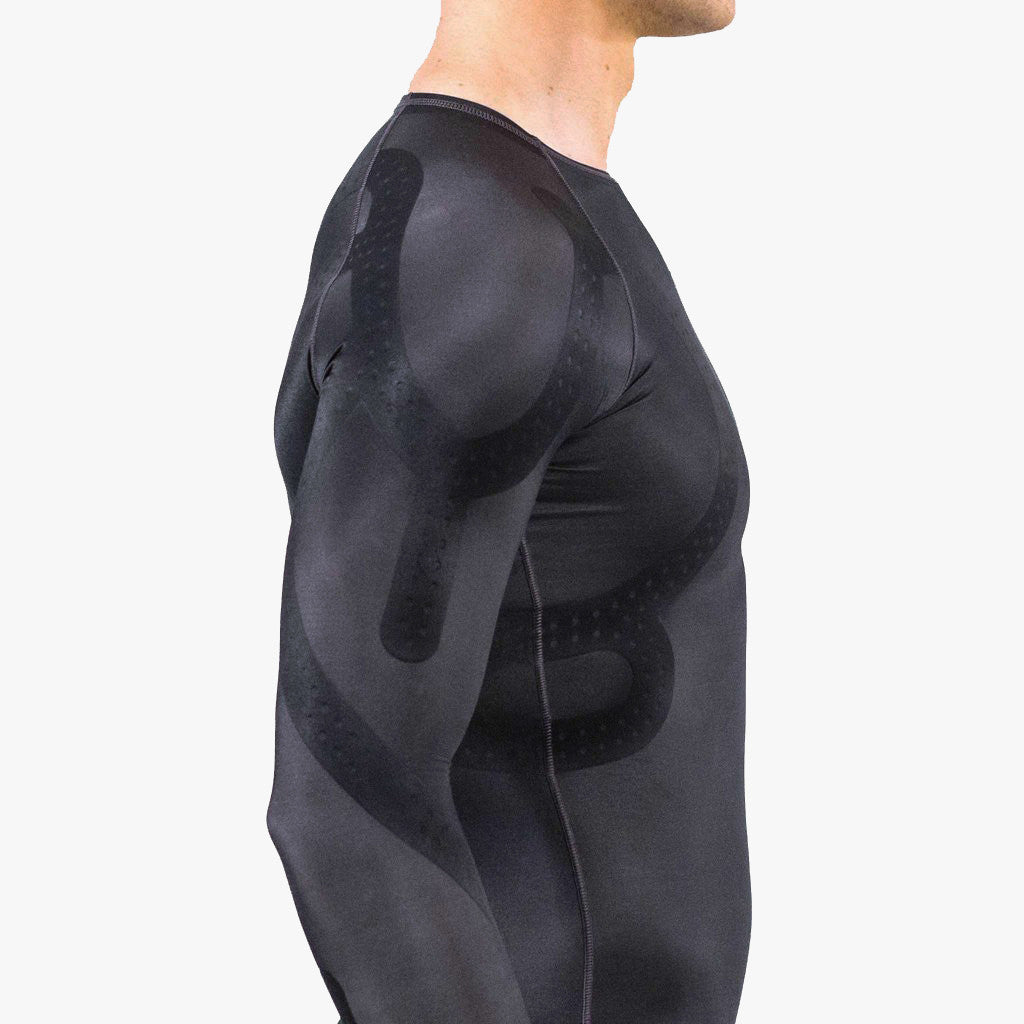 Men's Compression Shirt - Long Sleeve