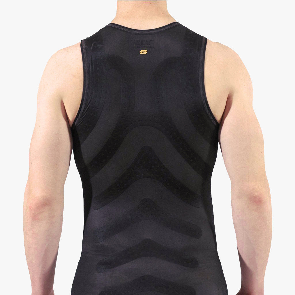 E70 Men's Compression Tank Top / Sleeveless