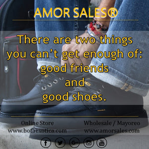 Bota Exotica Western Wear - Good Friends and Good Shoes